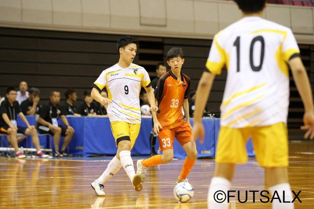 【U18選手権】有言実行で優勝と大会MVPの町田U-18FP毛利元亮「A代表を目指して頑張りたい」