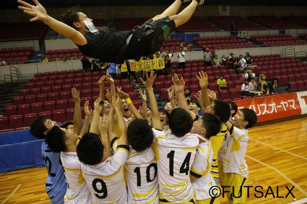 【U18選手権】教え子たちのタイトル獲得を喜ぶ町田U-18甲斐修侍監督「残り3秒までやらかしてくれた」