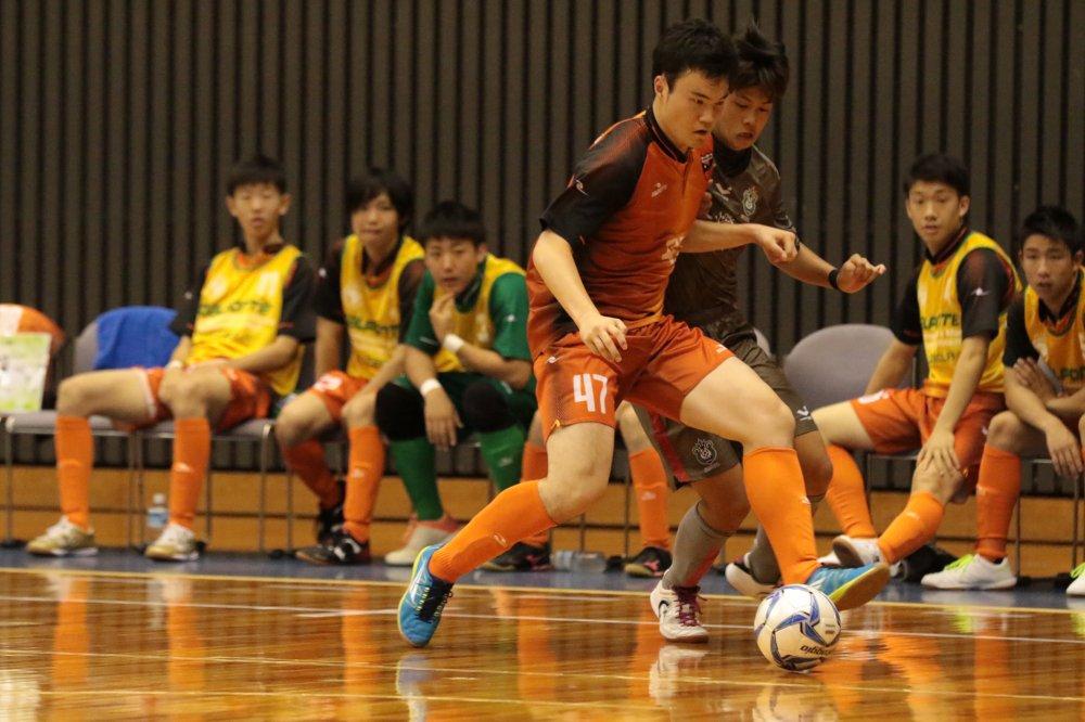 【U18選手権】大阪U-18FP井口凜太郎「今大会を優勝する最初のフットサルチームになりたい」