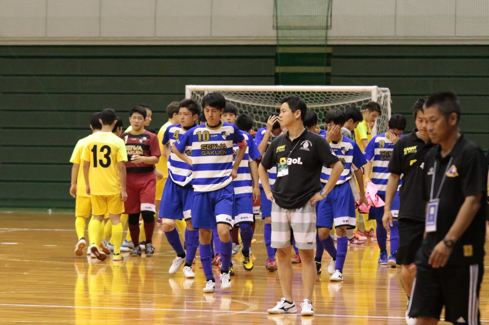 【U18選手権】大会運営係から8強チームとなった聖和学園高  菊池宏志監督「いつか日本一になれたら」