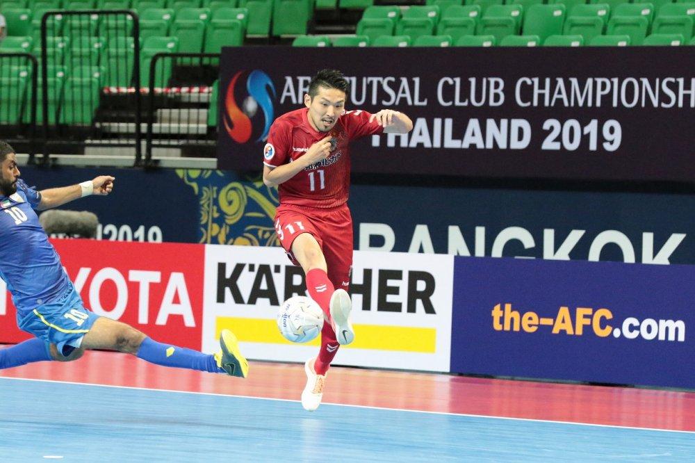 【AFCクラブ選手権】同点ゴールのFP星翔太「この大会を自分の大会にしたい」