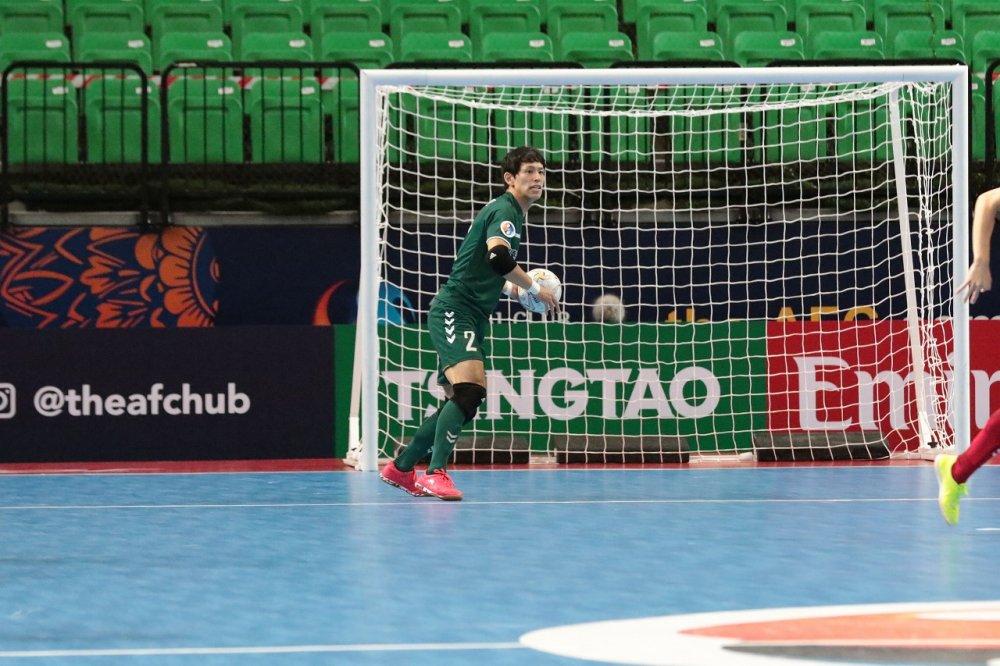 【AFCクラブ選手権】外国籍枠1の大会での必勝を誓うGK関口優志「日本人も素晴らしい選手がそろっていることを示したい」