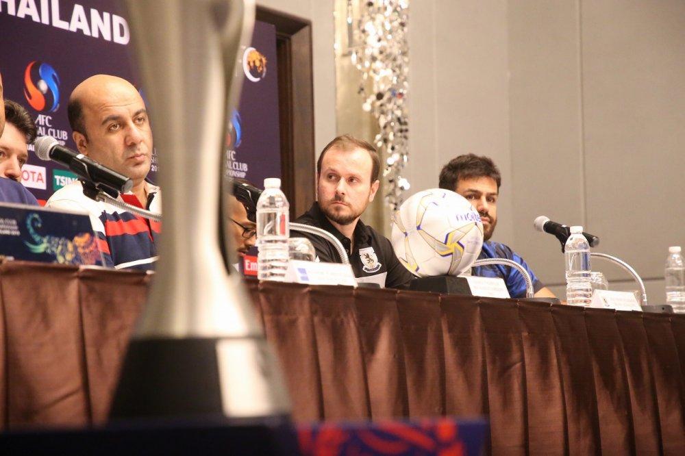 【AFCクラブ選手権】死のグループを勝ち抜いたメリットを強調するフエンテス監督「試合に臨むうえで変化をつける必要はない」