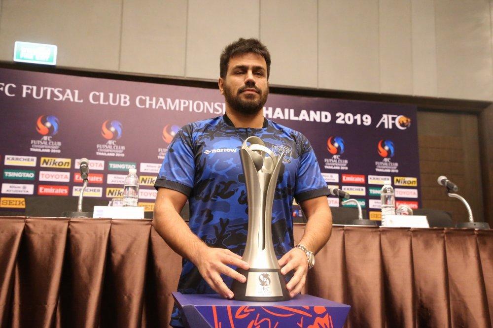 【AFCクラブ選手権】名古屋戦に向けて挑戦者であることを強調するバモスFC監督「勝てなくても経験を得られる」
