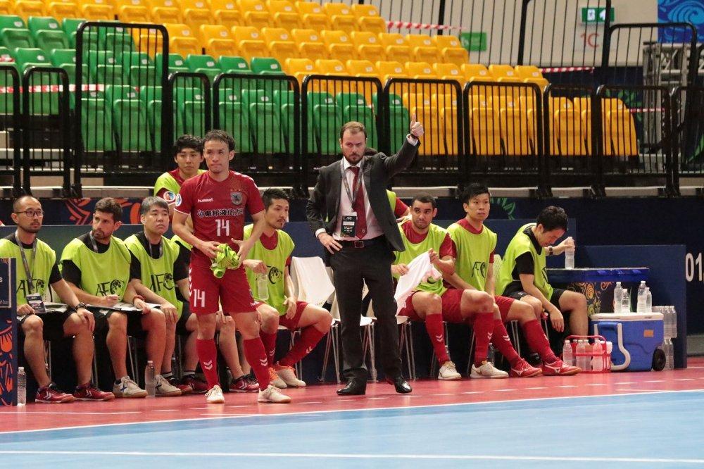 【AFCクラブ選手権】タイ・ソンナムの勝ち上がりを予想していたフエンテス監督「ワクワクしています」