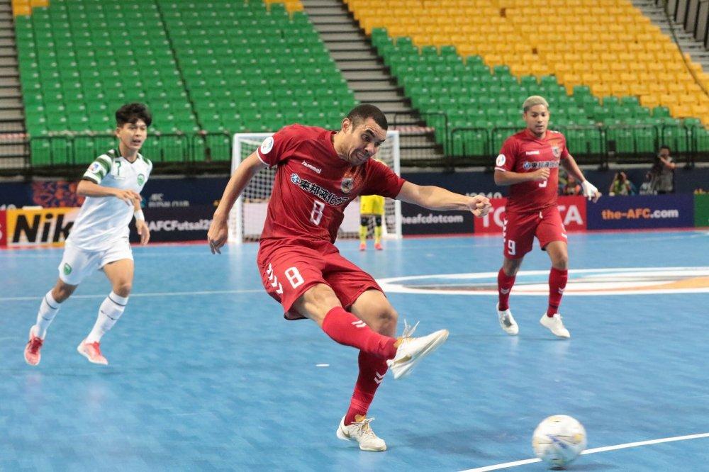 【AFCクラブ選手権】先制ゴールのFPペピータ「私たちが難しいゲームにしてしまった」