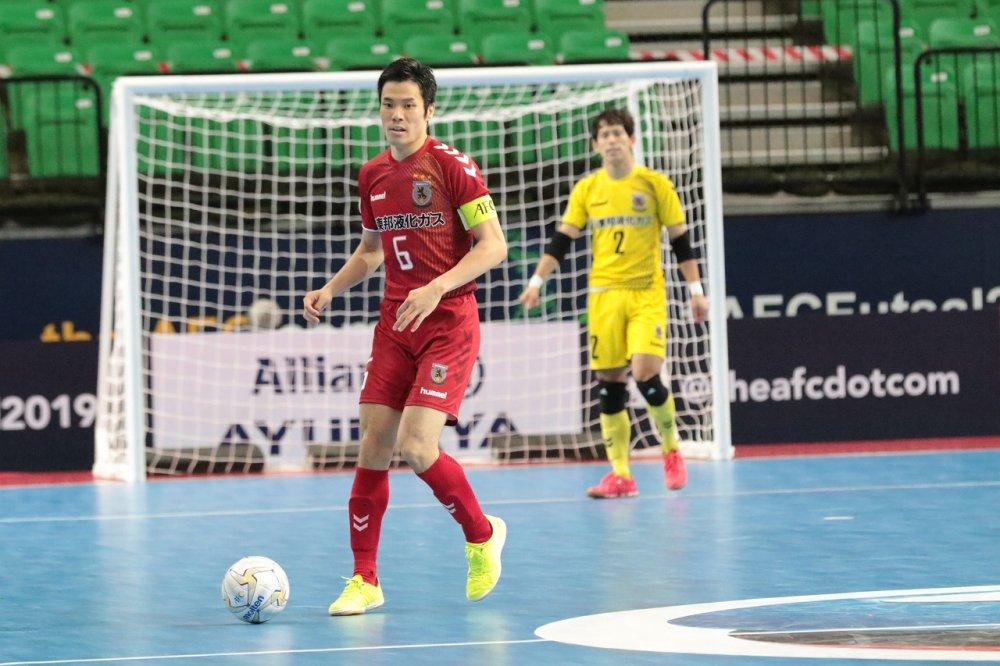 【AFCクラブ選手権】タイ・ソンナムとの対戦を熱望するFP吉川智貴「やり返さないと気が済まない」
