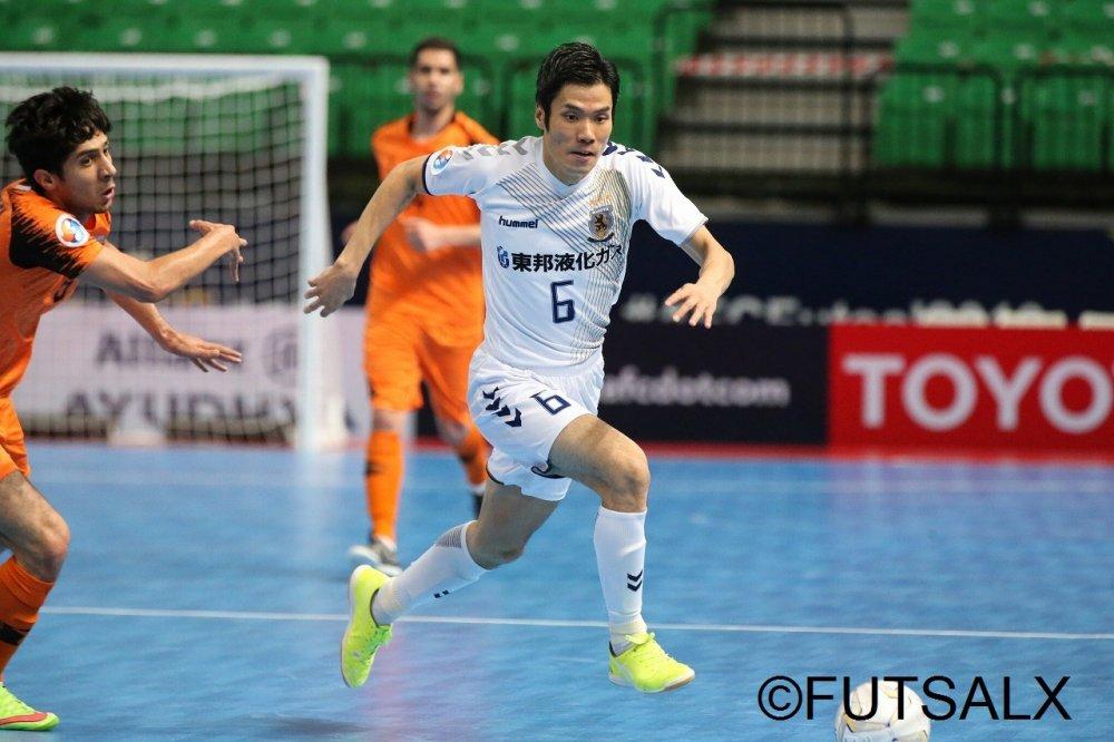 【AFCクラブ選手権】MVPに輝いたFP吉川智貴「チーム力が他のチームよりも一つ上だった」