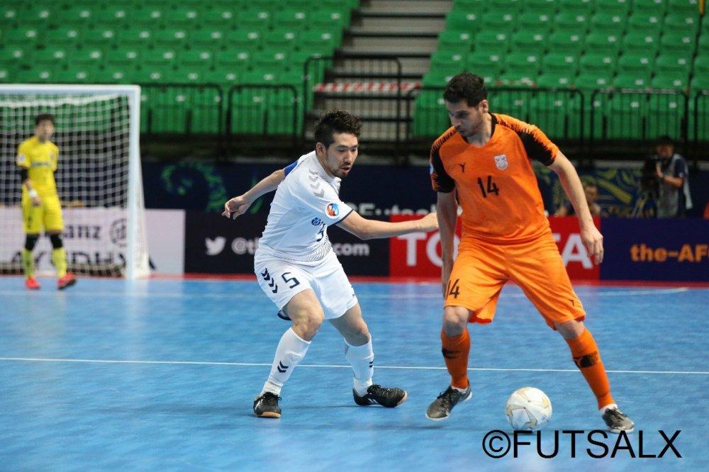 【AFCクラブ選手権】イラン代表のエースFPジャビッドを完封したFP星龍太「イライラさせた僕の勝ち」