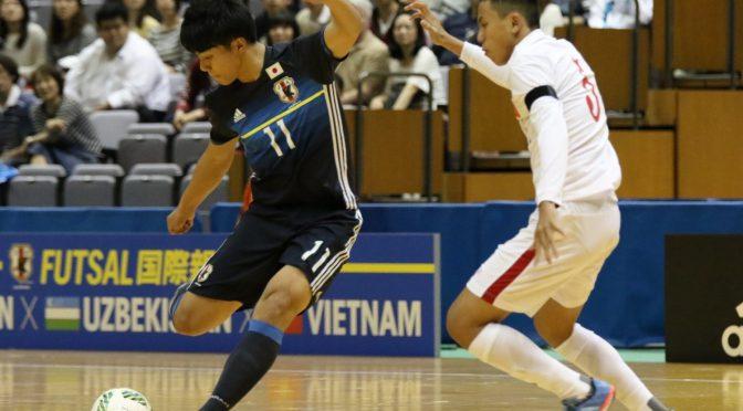 【タイランド5s】U-19世代を中心としたフットサル日本代表が参加する意義