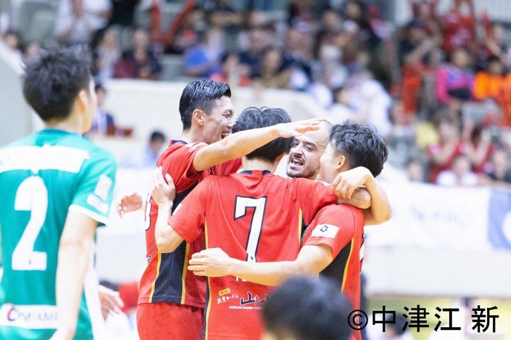【F2】第6節ハイライト 2,512人を集めた北九州が神戸に10-0で勝利! 横浜は上位対決を制す