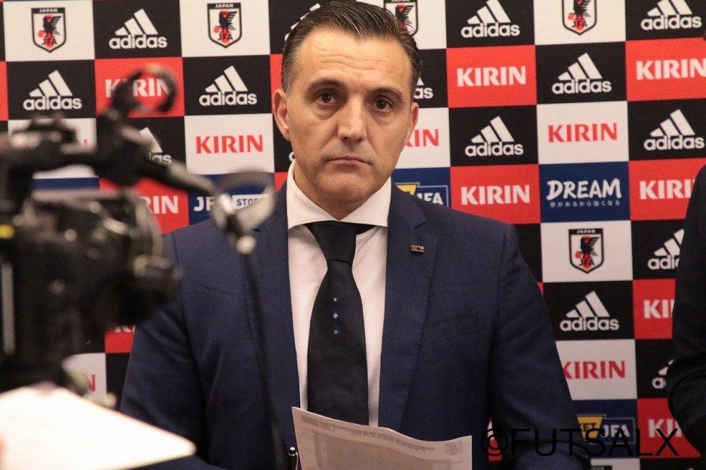【日本代表】現時点でのチームの完成度は「70%」というブルーノ監督「日本はW杯に行かなければいけない」