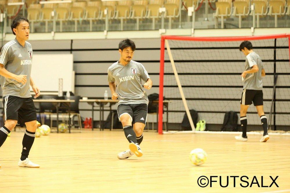 【親善試合】いよいよ国際AマッチデビューのFP田村友貴「人生をかけて、この2試合を戦い抜きたい」