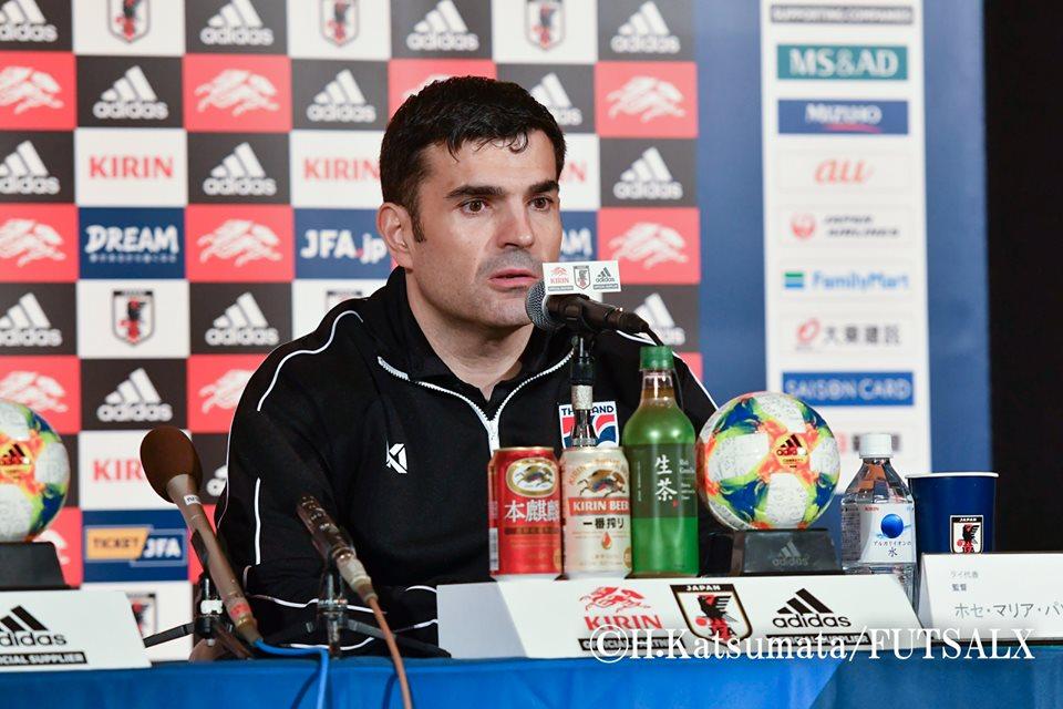 【親善試合】日本から9年ぶり勝利のタイ代表プルピス監督「イランに匹敵する力のある日本に勝てた」