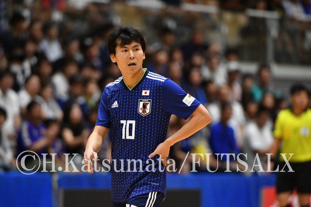 【親善試合】守備を固めたタイに苦戦した日本代表FP仁部屋和弘「そんなに難しいことをしなくて良かった」
