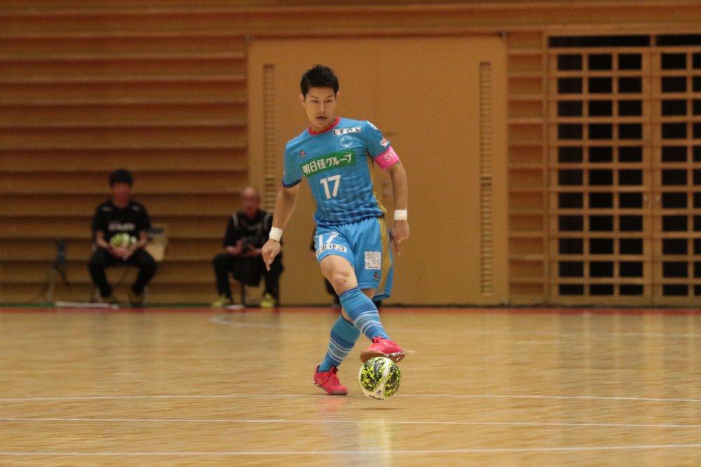【F1】開始59秒で2ゴールのゲームを北海道が制し、長野との勝ち点差を広げる