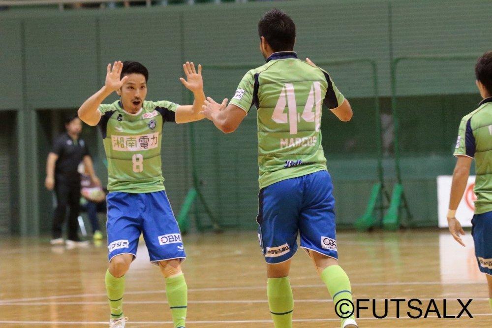 【F1】湘南が5ゴールを挙げて仙台に逆転勝利、リーグ戦3連勝を飾る