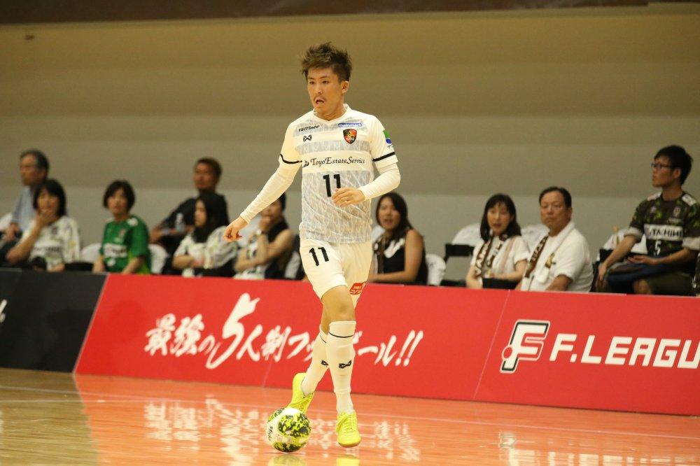 【海外】浦安退団のFP宮崎岳がイタリア移籍を発表「また日本でプレーする時には成長した姿を見せられれば」