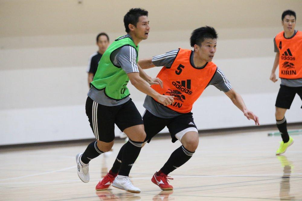 【日本代表】万全の状態で代表復帰のFP安藤良平「アジアクラブ選手権の時は『よくやれていたな』という感じでした」