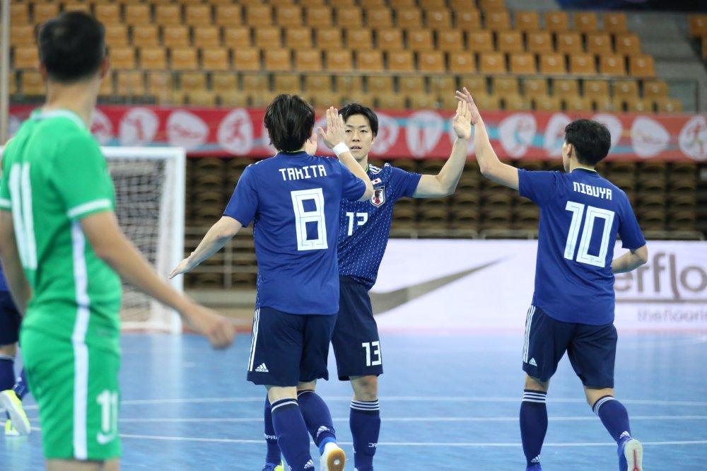 【東地区予選】日本が2大会ぶりW杯出場へ白星発進! 大量17得点を挙げてマカオを破る!!