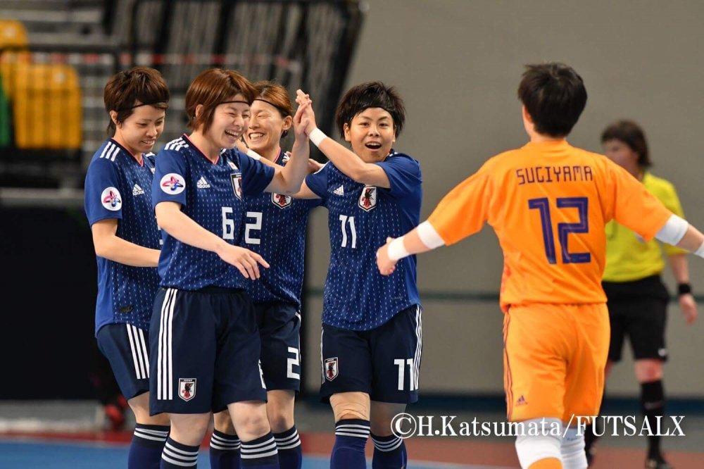 【女子日本代表】12月にスペインと親善試合2試合を実施へ 会場はガリシア州と西連盟が発表