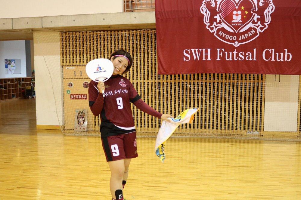 【インタビュー】4年ぶりの女子選手権に挑むSWHL FP江川涼「楽しみたいし、負ける気もしない」