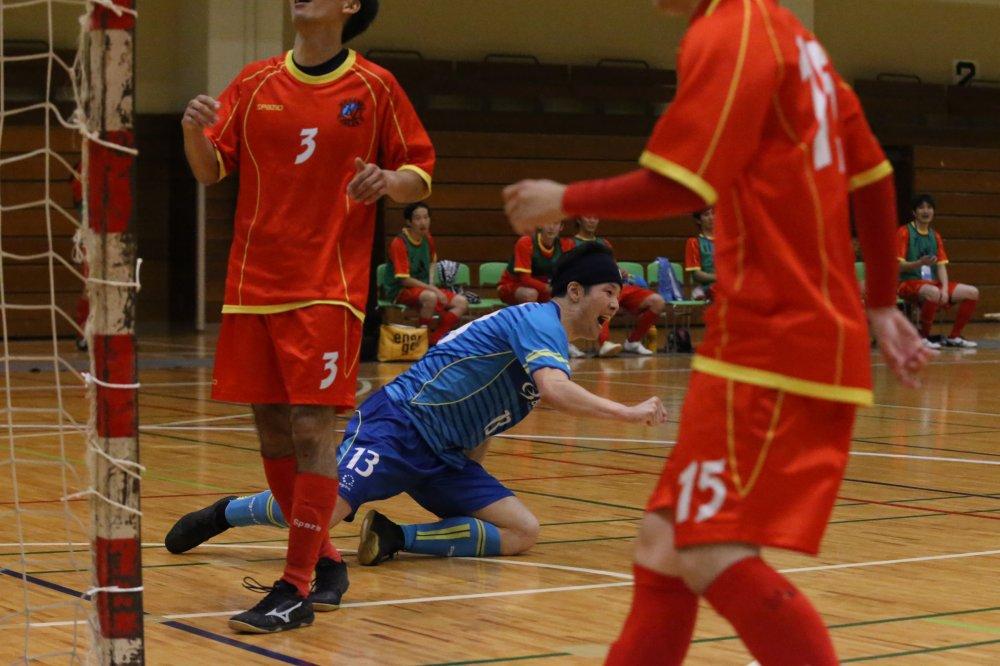 【都1部】選手権都大会でFC NAKAIと対戦するネオ、ラスト1分で2ゴールを挙げて小金井を振り切る!!