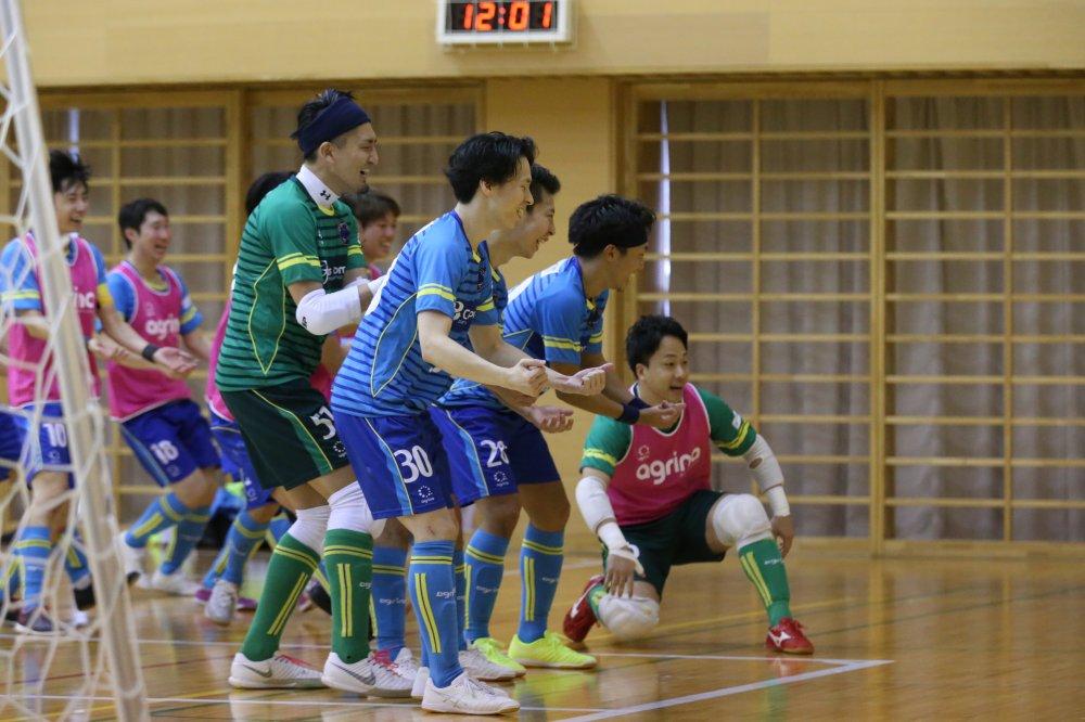 【選手権】前半速報、FC NAKAIがNeoに1点のリードを許す