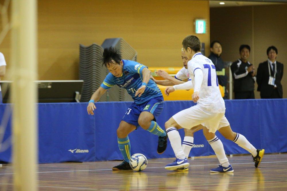 【選手権】FC NAKAIを追い詰めるも逆転負けのNEO FP小坂雅和「2つとも自分たちのミス」「相手の狙い通りだったかな」