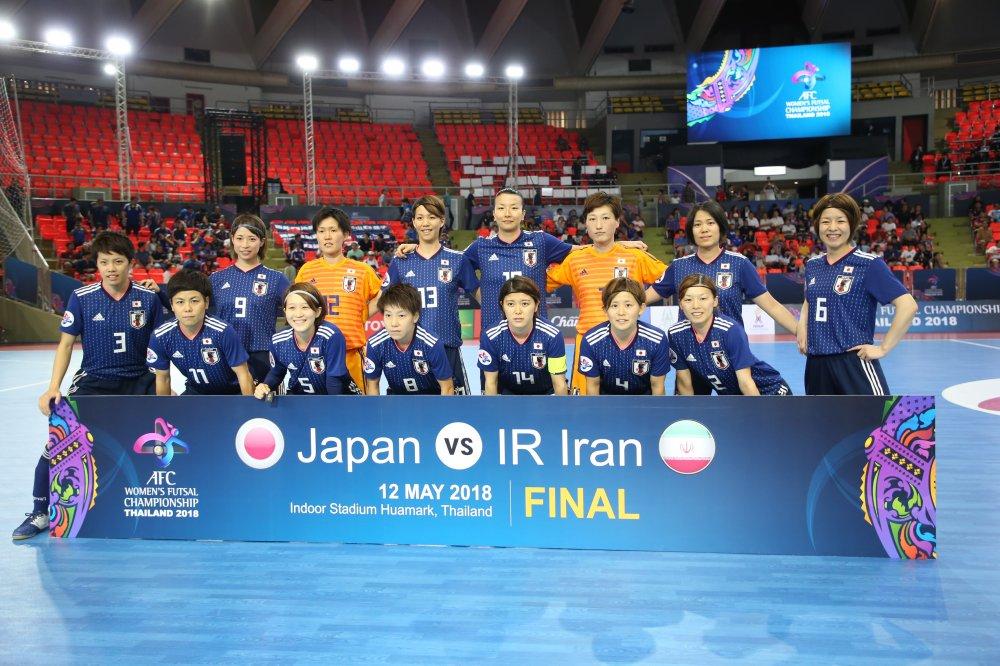 【女子代表】フットサル女子日本代表のスペイン遠征メンバーが発表! 5選手が初招集、FP吉林千景が復帰!