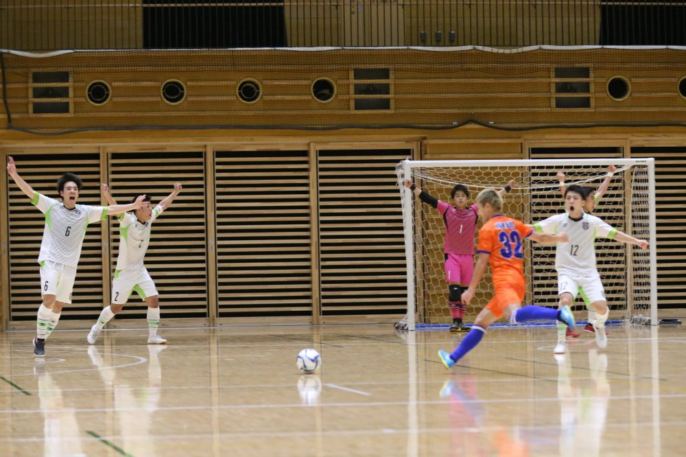 【選手権】FC NAKAIは4強前に敗退! FP高瀬剛の2ゴールで府中サテライトが快勝
