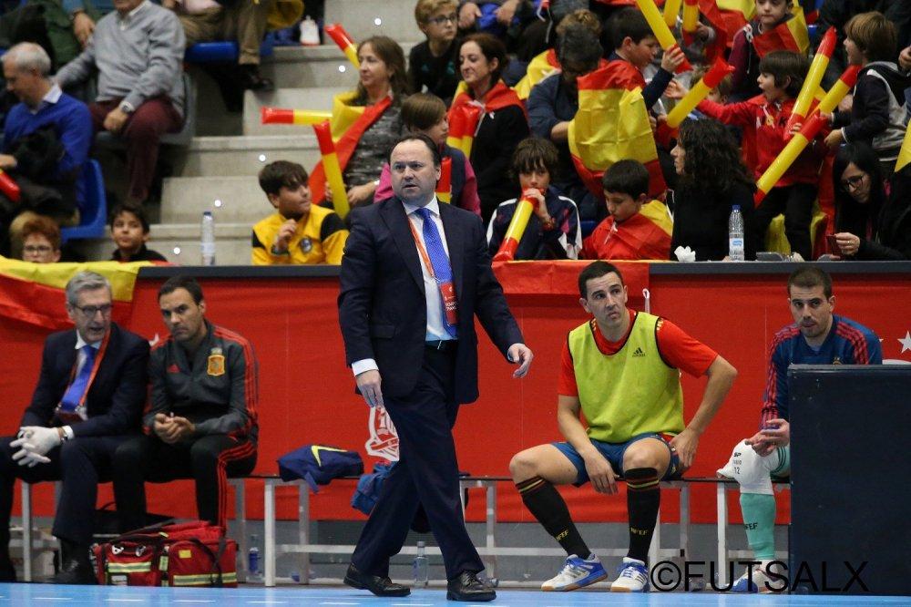 【親善試合】スペイン代表フェデ監督「日本は戦略的にも、フィジカル的にも私たちにとても多くのことを要求してくるチーム」
