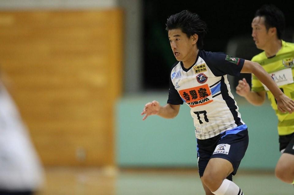 【F2】横浜の元日本代表FP稲葉洸太郎が2019-20シーズン限りで現役を引退「本当に濃密で幸せな時間を過ごさせていただきました」
