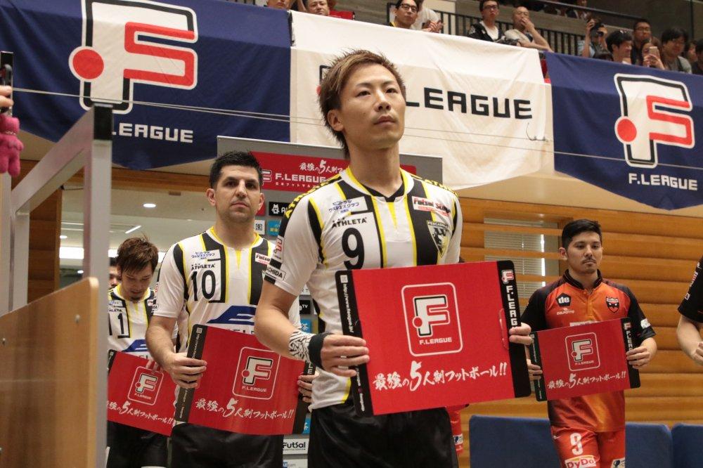 【F1】町田がFリーグ初代得点王、FP横江怜の今季限りの引退を発表「本当に感謝以外なにもありません」