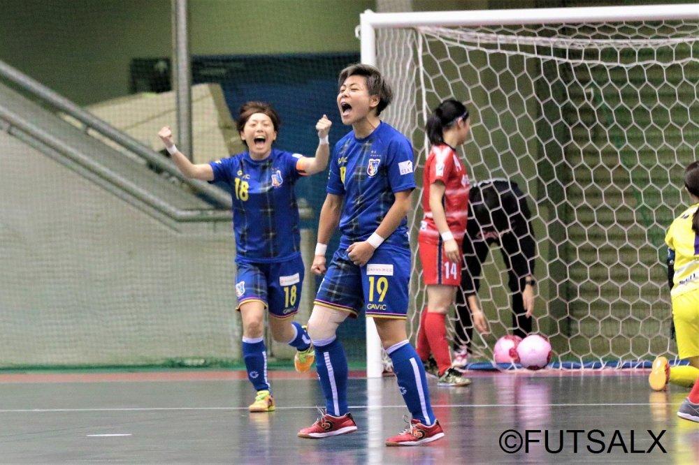 【女子F】3連覇に望みをつなげたアルコイリス神戸FP若林エリ「決勝進出は最低ライン」