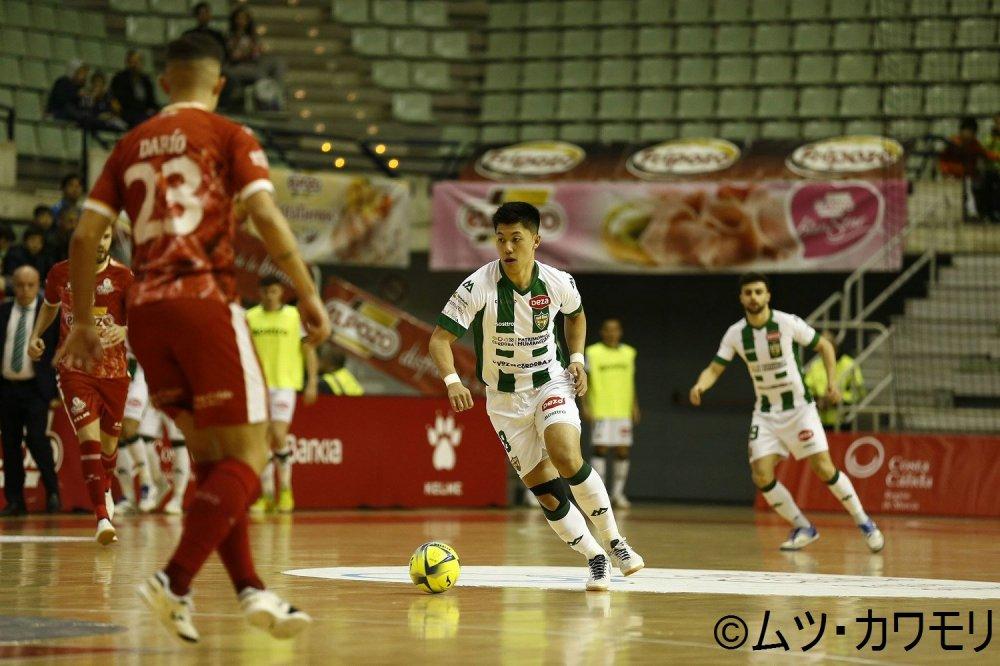 【スペイン】清水和也は古巣相手に先発で移籍後初出場も…コルドバはエルポソに大敗
