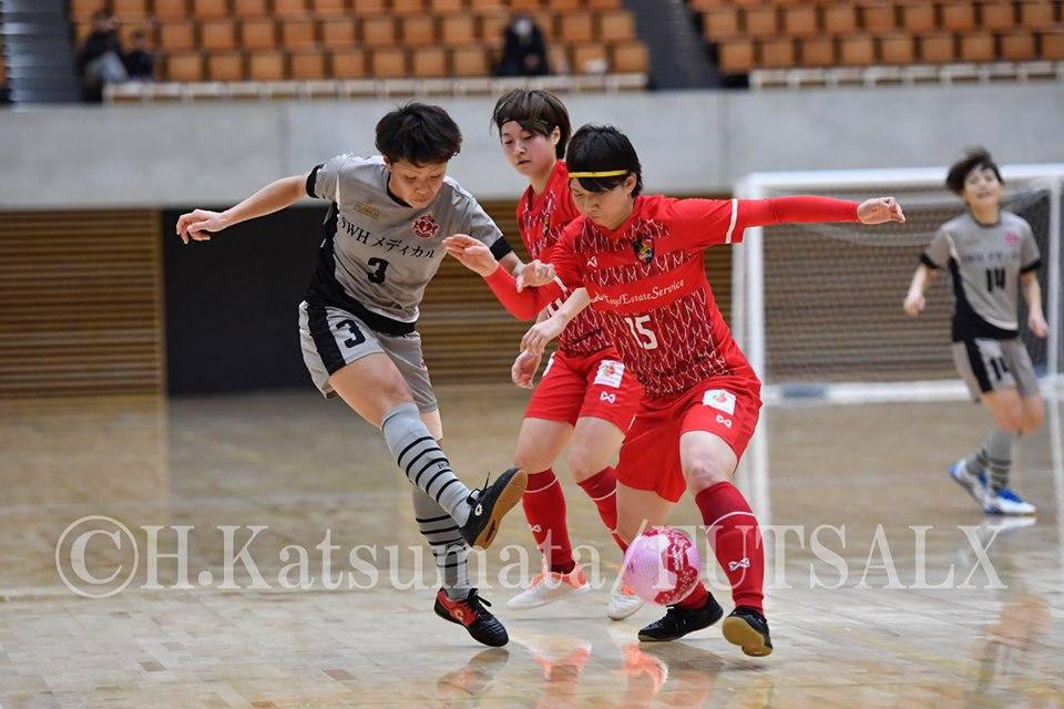 【女子地域CL】江川退場も、SWHLが選手権のリベンジ! 浦安を4-1で破り、頂点に立つ!!