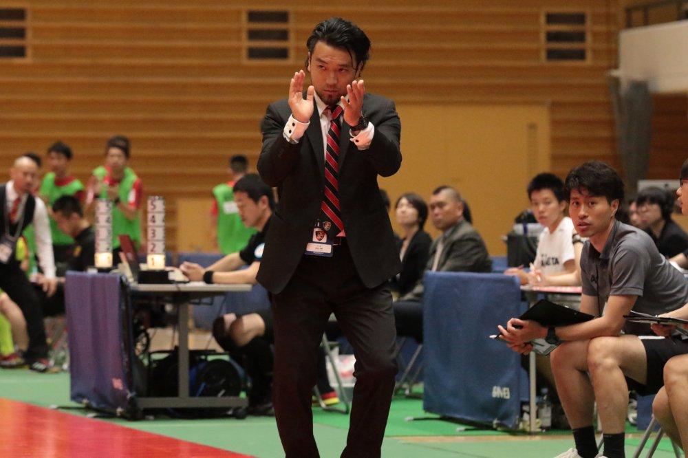 【F1】浦安が元日本代表FP小宮山友祐の新監督就任を発表「現役を終えた後に、『いつかは監督になりたい。やってみたい』という想いを持ち続けてきました」