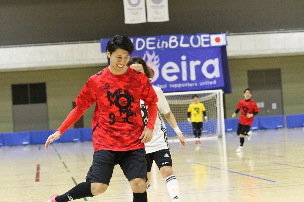 【F1】浦安を退団のFP永島俊が自身の去就を表明「選手としてプレーする事は無いと考えています」