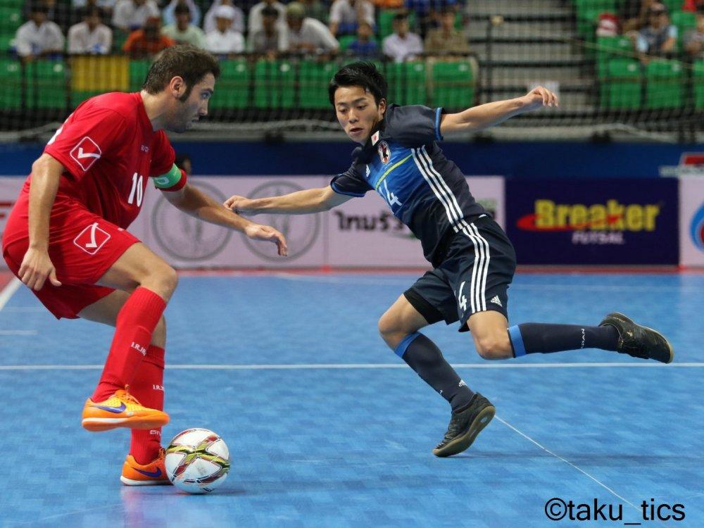 【タイランド5s】国際大会で戦える選手だと証明したFP山田慈英「まだまだ自分の力が足りない」