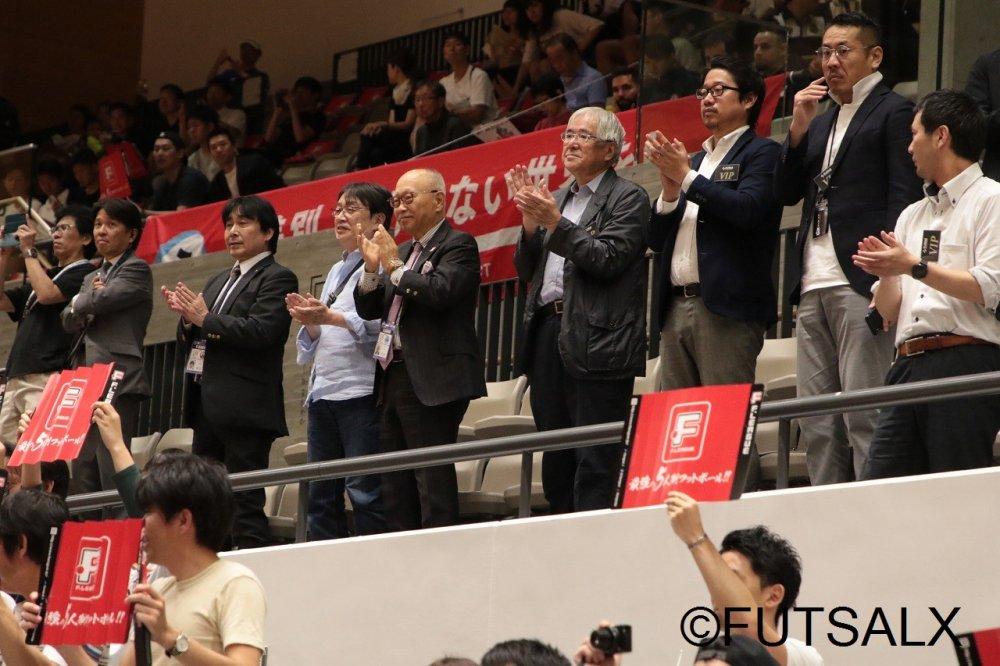 【Fリーグ】小倉純二COOの任期満了に伴い、北海道実行委員の福村景樹氏が新COOに就任