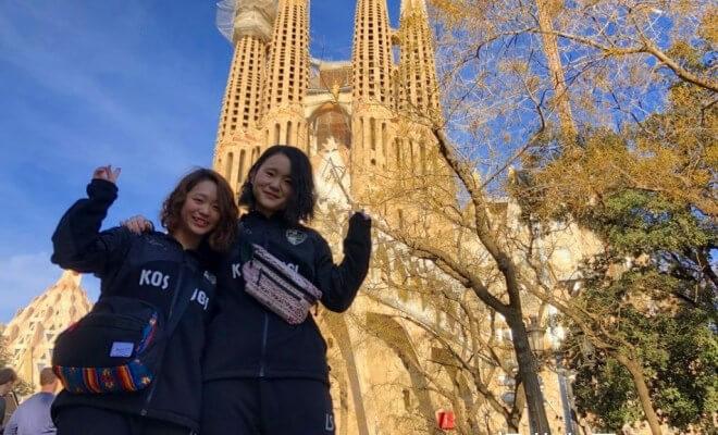 【女子】福井丸岡ラックがスペイン遠征を実施 FP高尾茜利「どんな一瞬も無駄にしない」