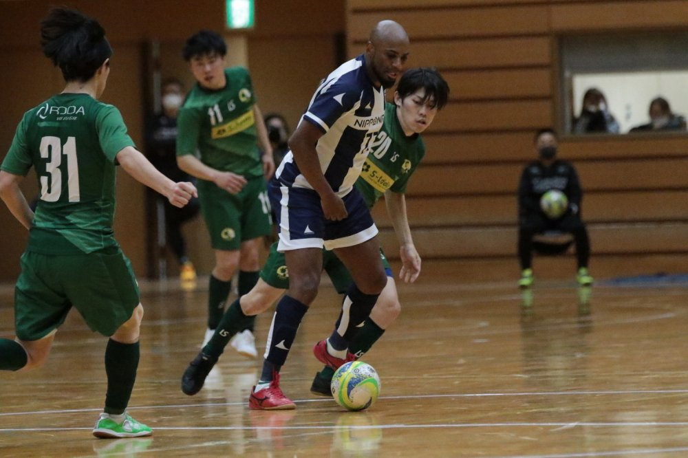 【F2】ボラが再びFリーガーに! 柏が栃木シティからの加入を発表「経験・力をプレーで全て出せるように」