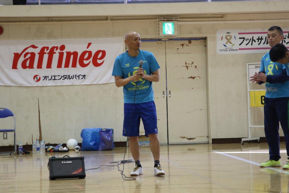【F1】湘南FP久光重貴が代表理事を務めるRingSmileが小田原医師会へマスクを寄贈
