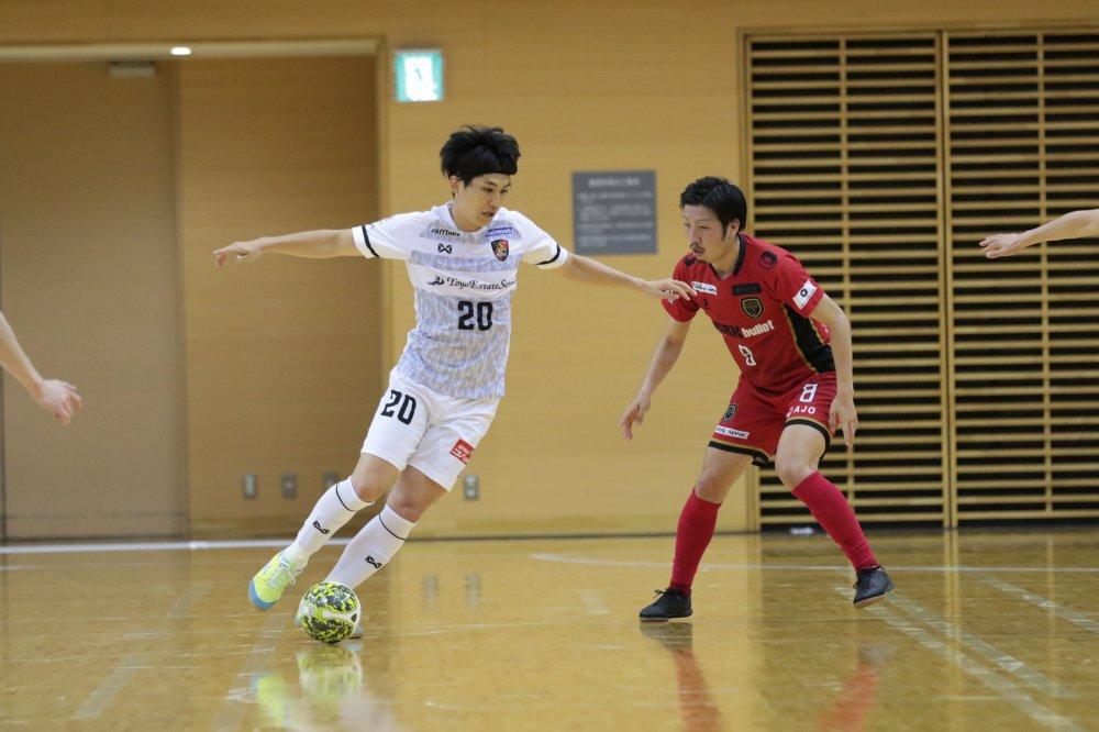 【F2】柏が浦安を退団したFP野村啓介の加入を発表「もう一度Fリーグで戦うチャンスをくれたクラブに感謝」