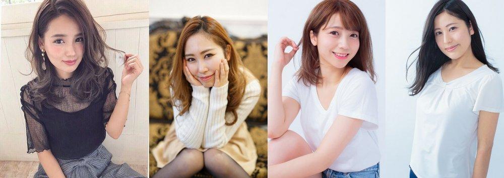 【F1】北九州のオフィシャル応援ユニット「バレ姫」のメンバー決定
