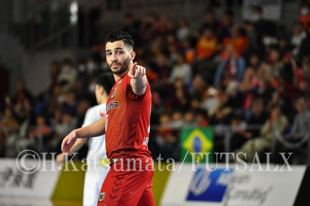 【海外】2シーズン連続Fリーグ得点王のFPヴァルチーニョ、新天地はスペインのカルタヘナか