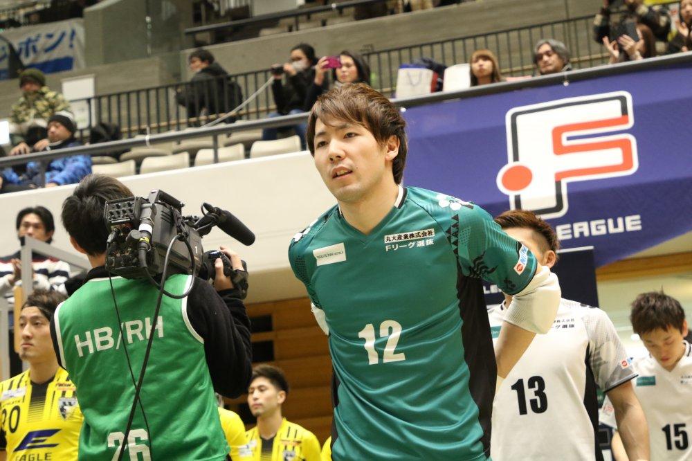 【F1】3シーズンぶりに立川・府中へ復帰のGK山田正剛が「ATHLETIC TV」に出演
