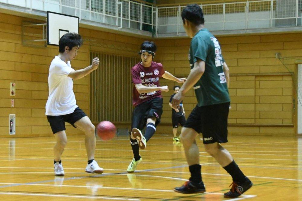 【地域】和歌山県1部のグローバル和歌山フットサルクラブが活動を再開 FP中村博道「みんなの笑顔が忘れられない」