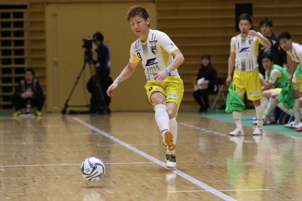 【Fリーグ】昨季限りで現役引退のFP横江怜がフットサル委員会入りを報告!